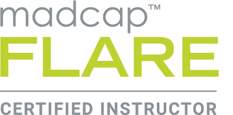 MadCap Flare Certified Instructor Logo